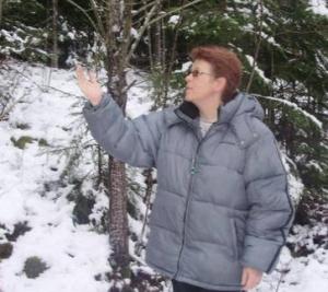 Nina Lisberger - Broström, Ramnäs